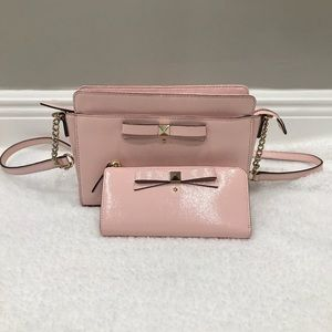 Kate Spade Crossbody Bag Bundle Matching Wallet